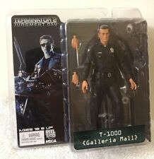 TERMINATOR T-1000 GALLERIA MALL ACTION FIGURE DOLL NECA T2 JUDGMENT DAY