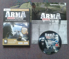Arma: armed assault gold edition inc. queens gambit pc, dvd-rom (windows)