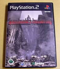 Playstation 2 jeu game-space rangers: invasion Day-complet ps2