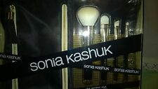 "Sonia Kashuk Limited Edition 4 Piece Brush Set with Case called ""The Golden Age"""