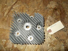 Nos Vintage CCW Snowmobile Engine Cylinder Head 19000200