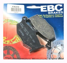 Rear  EBC FA419 Brake pads for SUZUKI GSR GSR400  & GSR600   2006 to 2010