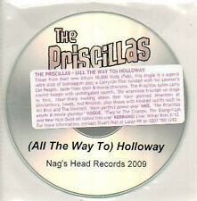 (935D) The Priscillas, (All the Way to) Holloway- DJ CD