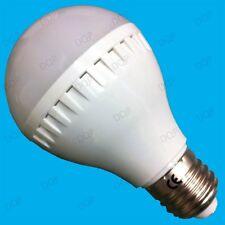 6W LED GLS Globe Ultra Basse Consommation Instantané Sur Ampoule Lumière Vis