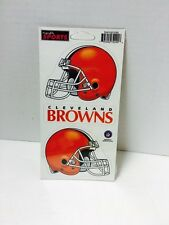 New Wincraft NFL Cleveland Browns Magnets Ensemble Sports Made in USA SEALED!