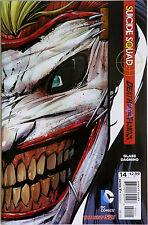 Suicide Squad 14 New 52 Death of the Family DC Comics Adam Glass F Dagnino