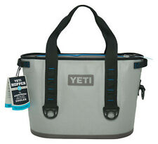YETI COOLERS HOPPER 20 Soft sided Cooler Camping RV Travel Trailer Beach Boat