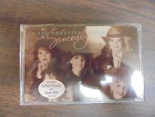 "NEW SEALED ""The Forester Sisters"" Sincerely   Cassette Tape (G)"