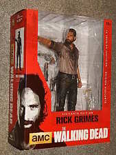 "McFarlane Toys Walking Dead TV 10"" ""Vigilante Edition"" Rick Action Figure"