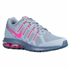 WOMEN'S SIZE 10 NIKE SNEAKERS AIR MAX DYNASTY GRAY / PINK  816748 401