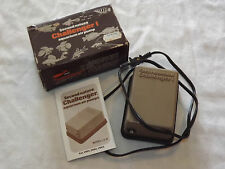 VINTAGE FISH 1987 SECOND NATURE CHALLENGER I AQUARIUM AIR PUMP