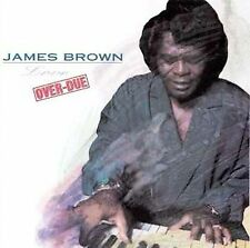Love Over-Due by James Brown (CD, Sep-1998, Zomba (USA))