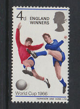 GREAT BRITAIN 1966 WORLD CUP WINNERS STAMP SG 700 MNH.