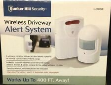 Wireless Driveway Alert System Door Chime Motion Sensor Hallway Alarm Security