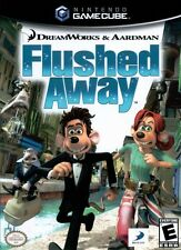 Flushed Away Nintendo Gamecube Game Complete