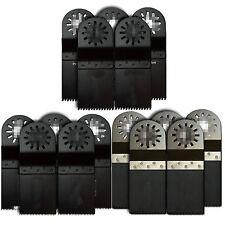 15tlg Oszillierenden Multitool Sägeblatt-Set für Multimaster Bosch Fein,Dremel