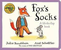 Tales from Acorn Wood: Fox's Socks by Julia Donaldson (Board book) Good book