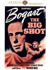 THE BIG SHOT - DVD Disc - Humphrey bogart & Irene Manning - Archive Collection