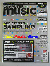 COMPUTER MUSIC Magazine 127 Lug 2008  Addicted to Samplig Guitar Lab No cd dvd