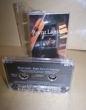 Right Now It's Raining by Brent Lamb Cassette 1998 Insync Music ISC4054