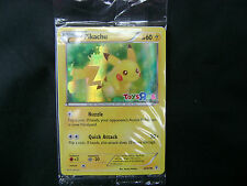 Pokemon TCG 20th Anniversary Toys R Us Stamped Pikachu Foil Promo Card Sealed