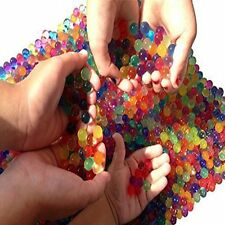 Water Beads 2 oz (5000 gel beads) Sooper Beads - Orbeez Spa Refill Sensory Toy