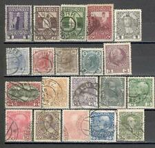 R4426 - AUSTRIA 1906 - LOTTO 20 DIFFERENTI - VEDI FOTO