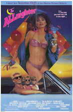 THE ALLNIGHTER Movie POSTER 27x40 Susanna Hoffs John Terlesky Joan Cusack