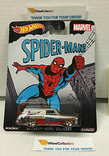 2015 Pop Culture Marvel * '64 Nova Delivery SPIDER-MAN * Hot Wheels * H123