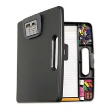 Officemate Portable Storage Clipboard Case With Calculator - 83372