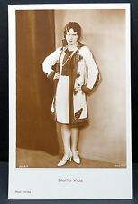 Steffie Vida - AK - Foto Autogramm-Karte - Photo Postcard ( Lot F12