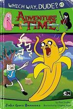 Which Way, Dude? Jake Goes Bananas #2 Adventure Time)