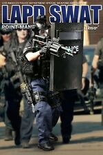 """DID 1/6 Scale 12"""" LAPD Police SWAT Point-Man Denver Action Figure MA1006"""