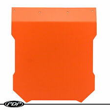 2013+ Polaris INDY / RMK Snow Flap, 600 / 800 SNOWMOBILE SNOWFLAP Plain ORANGE