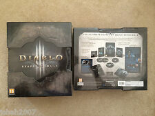 Diablo 3 Reaper Of Souls Collectors Edition Set PC NEW SEALED **LOOK**