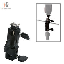 Umbrella/Flash Mount/Holder/Tripod Bracket/Hot Shoe Adapter for Light Stand