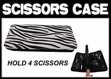 Hairdressing Double Layered  Case/Pouch For Hair Scissors and combs