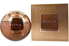AQUA AMARA BY  Bvlgari for Men 3.4 / 3.3 oz EDT Tester