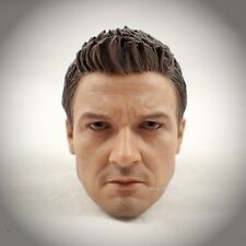 Hot Toys MMS289 Avengers: Age of Ultron HAWKEYE Figure 1/6th Scale HEAD SCULPT