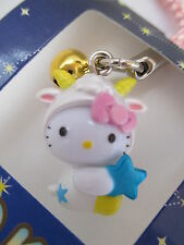 Hello Kitty Strap Charm - Sanrio - Zodiac Capricorn - Japan KAWAII