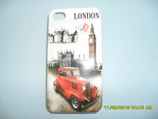 IPHONE 4S COVER RIGIDA PROTETTIVA SFONDO LONDON LONDRA ART.41