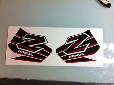 Honda Z50R Tank Decals Reproduction 99 Z50 R 1999 Stickers