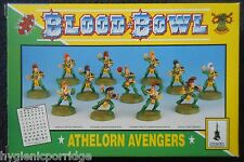 1994 Wood Elf Bloodbowl 3rd Edition Boxed Set Citadel Athelorn Avengers Team MIB