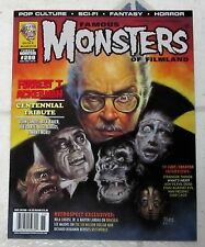 FAMOUS MONSTERS Of FILMLAND 288 1st Edition FORREST J ACKERMAN Tribute WESTWORLD