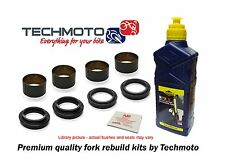 BMW S3 / T THUNDERBOLT 1999 2000 fork seals oil bushes suspension rebuild kit
