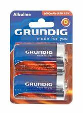 GRUNDIG 14122 Batterie LR20 D Mono 1,5 V Alkaline