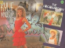 LP 1692  KYLIE MINOGUE  THE LOCOMOTION