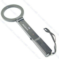 Folding Hand-Held Detector Scanner Security Metal