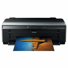 New Epson Stylus Photo R2000 Digital Photo Inkjet Printer w/ Inks and Printhead