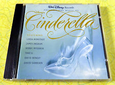 Cinderella: Tribute to a Classic by Disney ~ Music CD ~ Movie Soundtrack Score